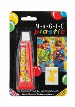 Magic Plastic - rot
