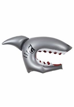 Aufblasbarer Hai Kopf - Shark for the day