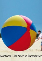 Gigantischer Beach Ball - Giant Beach Ball