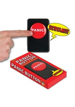 Panic Button - Buzzer