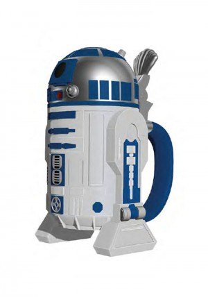 Star Wars - Bierkrug - R2-D2