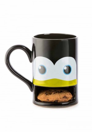 Keks-Becher - Mug Monster - Paul Pinguin