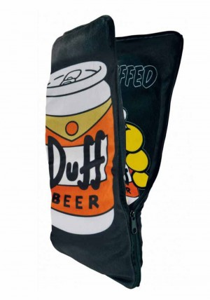 The Simpsons - Wendekissen - Duff Beer