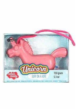 Einhorn Seife - Unicorn Soap on a rope