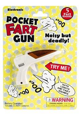 Pups Pistole - Pocket Fart Gun