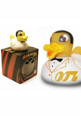 Badeente Duck Bond 007