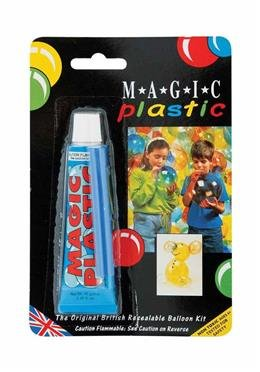 Magic Plastic - blau