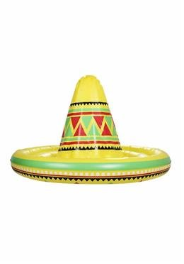 Aufblasbarer Sombrero - Ole for the day