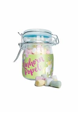 Einhorn Popel - Bunte Mini-Marshmallows