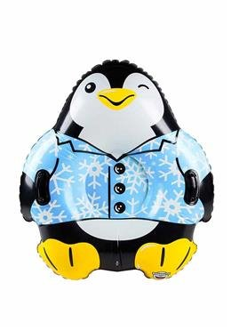 Luftmatratze-Schlitten-Big Snow Tube Pinguin