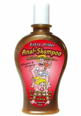 Extra mildes Anal Shampoo