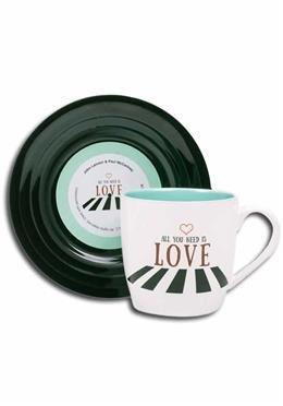 Tassen-Set - Lyric Mug - Love 2