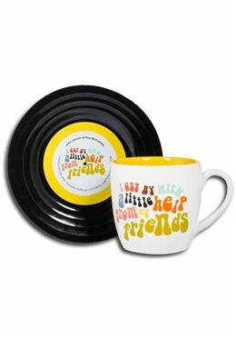 Tassen-Set - Lyric Mug - Friends 2