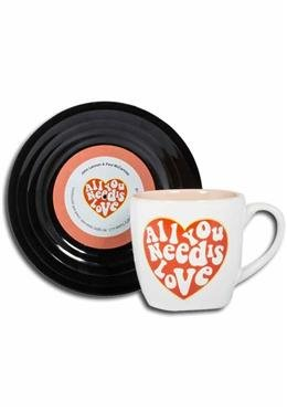 Tassen-Set - Lyric Mug - Love