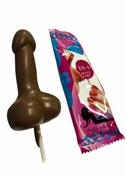 Schokoladen Lolli - Willy