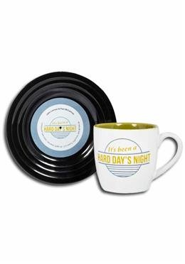 Tassen-Set - Lyric Mug - Hard Day's Night