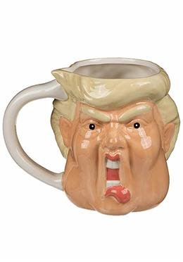 Becher - Donald Trump