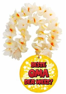 Hawaii-Kette - Beste Oma