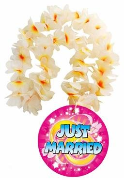 Hawaii-Kette - Just Married