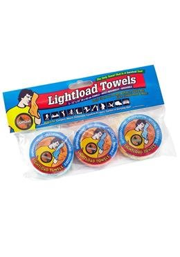 Lightload Towels 3er Packung - Survival Handtücher