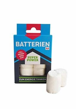Batterien - Marshmallows