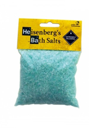 Breaking Bad - Heisenbergs Bath Salt