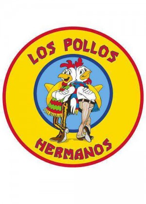 Breaking Bad - Teppich Los Pollos