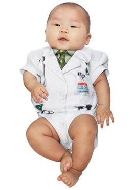 Faux Real - Little Doctor Body-L