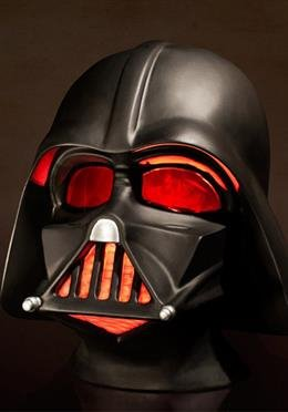 Star Wars - Lampe - Darth Vader Helm