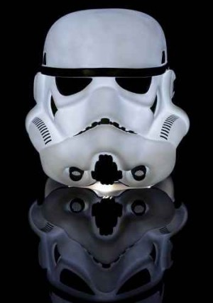 Star Wars - Lampe - Stormtrooper Helm