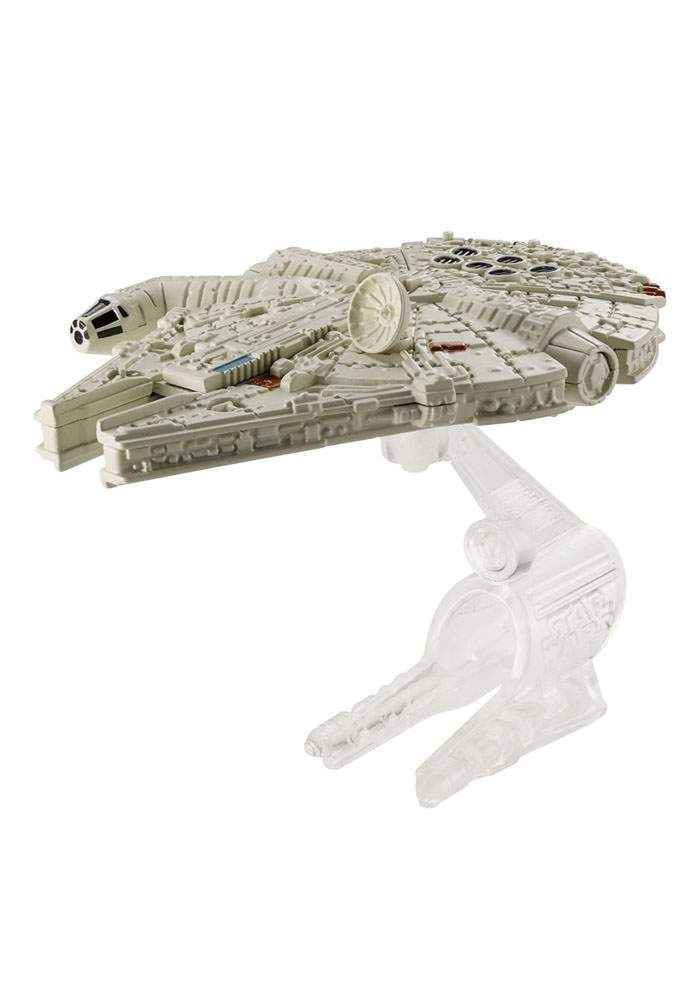 Star Wars - Hot Wheels - Millennium Falcon