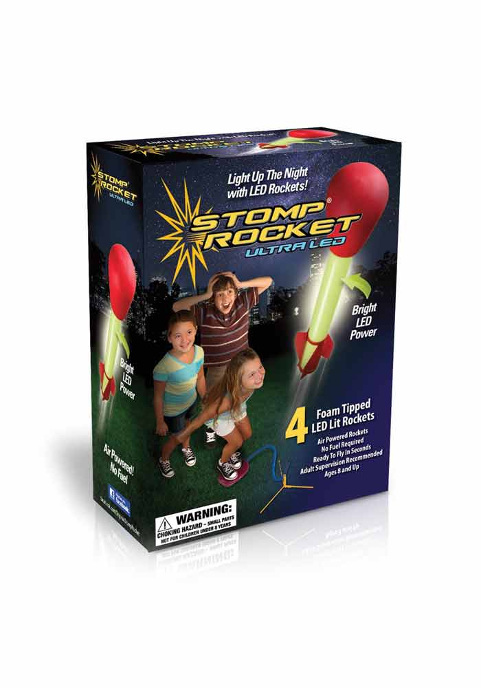 Stomp Rocket - Ultra LED - Rakete