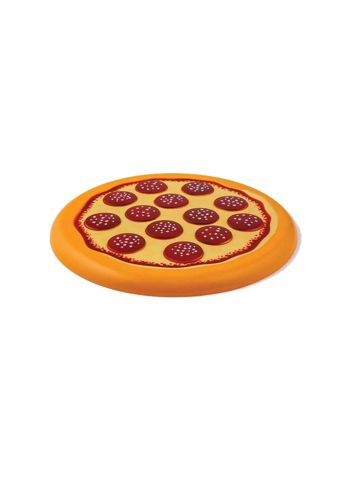 Frisbee - Flying Food - Pizza