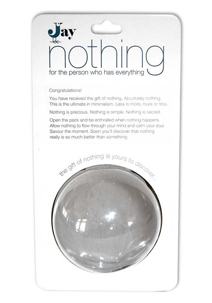 Nichts - Nothing