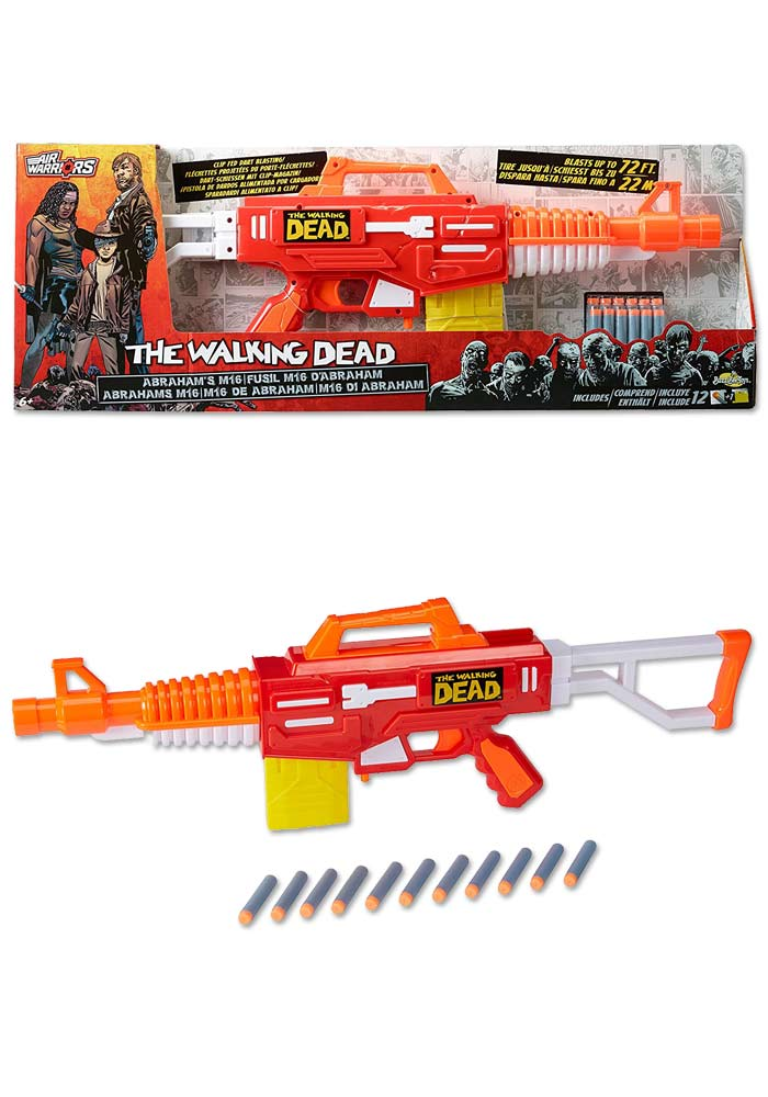 BuzzBee - The Walking Dead - Abrahams M16
