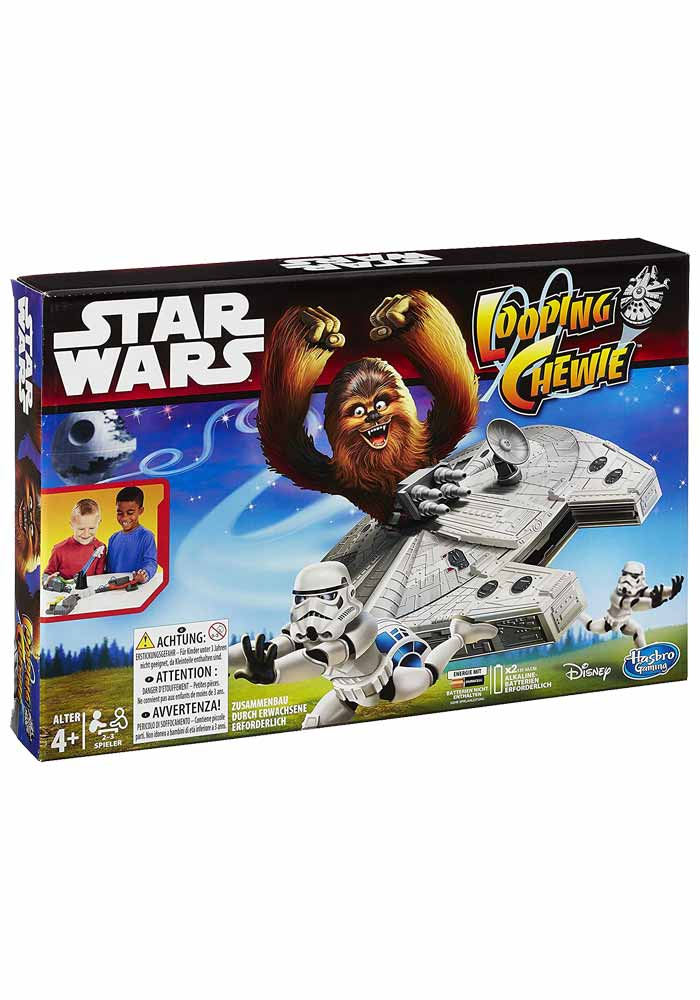 Star Wars - Looping Chewie Partyspiel