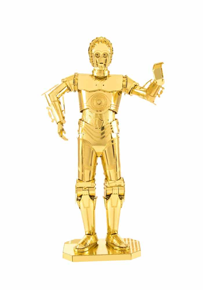 Star Wars - Metal Earth - C-3PO