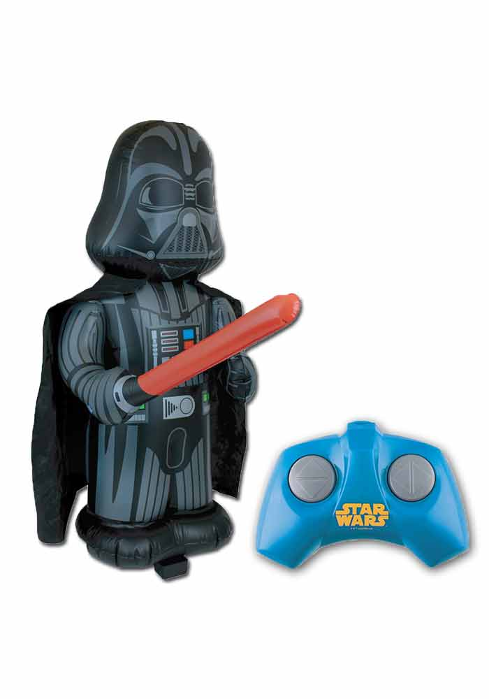 Star Wars - Aufblasbarer RC Darth Vader mit Sound