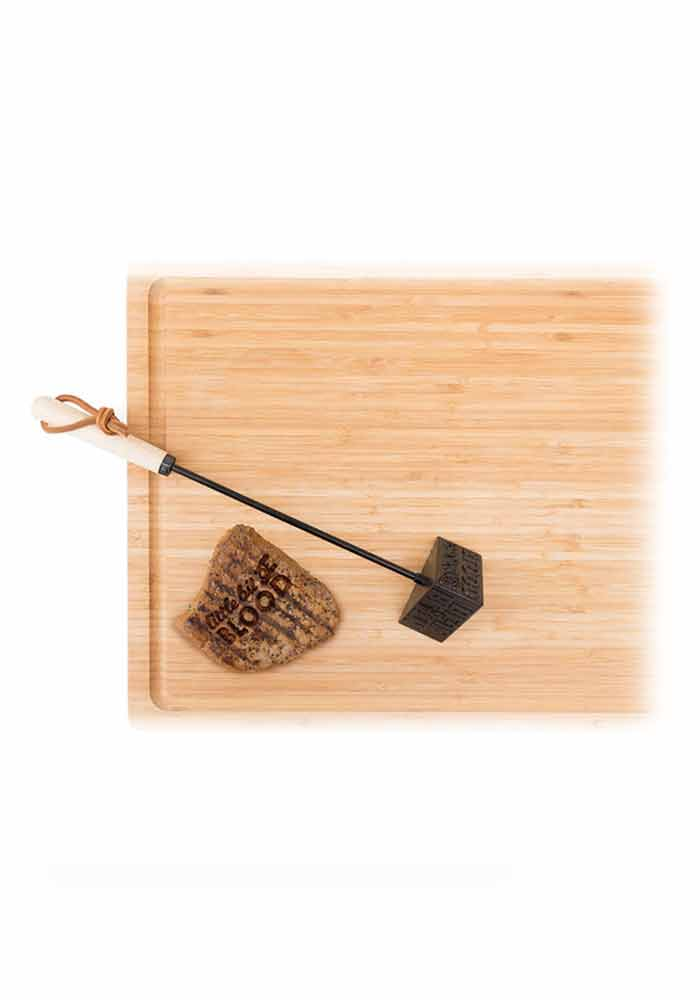 Grillstempel - Barbecue Stamp