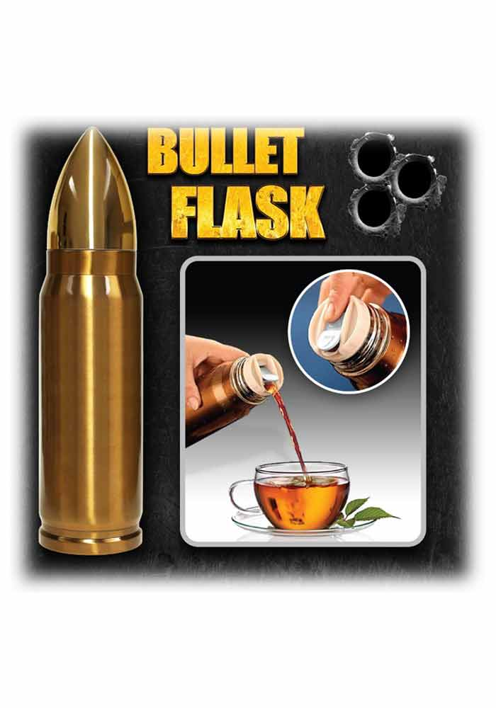Thermosflasche Munition - Bullet Flask