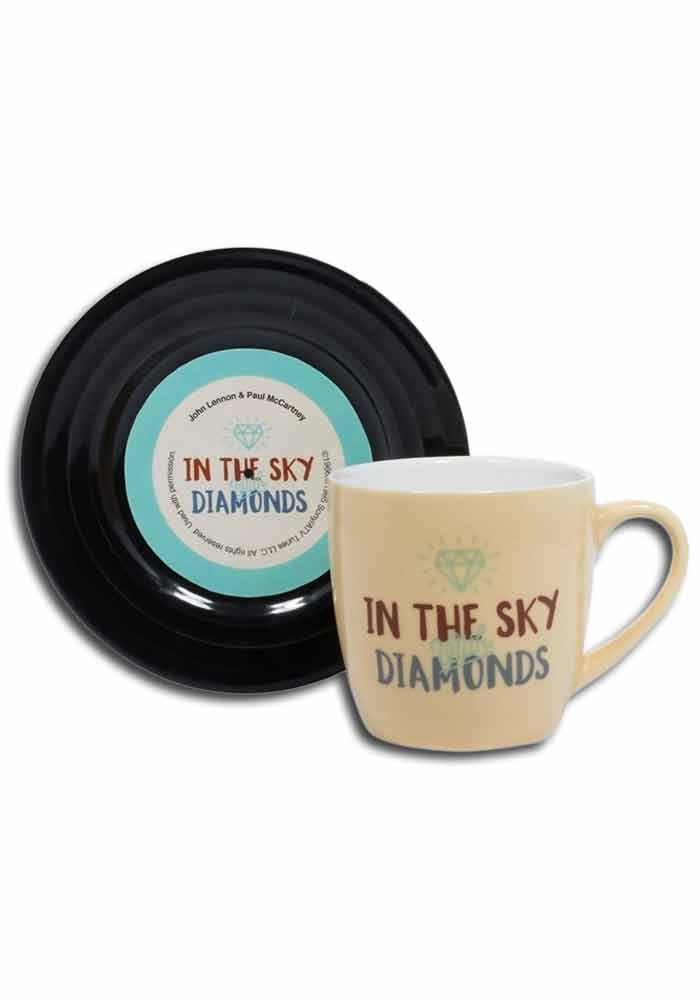 Tassen-Set - Lyric Mug - Diamonds