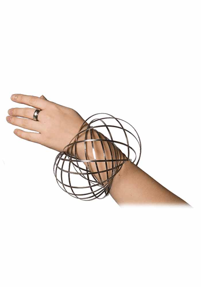 Metall-Spirale - Floating Ring