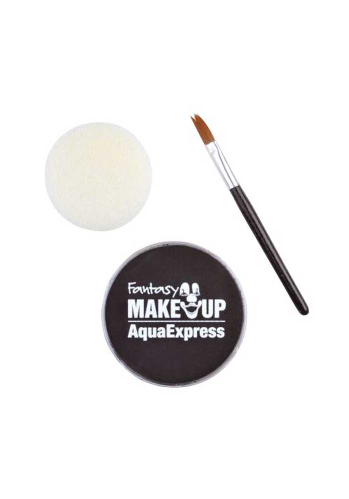 Schminke - Fantasy Make Up-Aqua Express - Schwarz