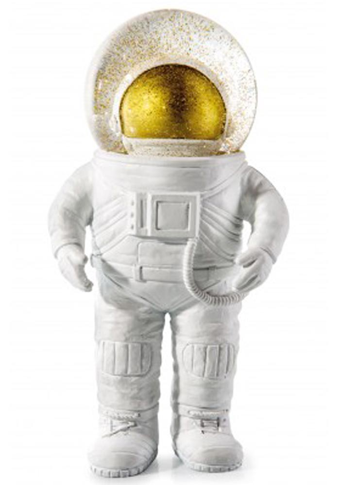 Schneekugel Glitzerkugel - The Astronaut
