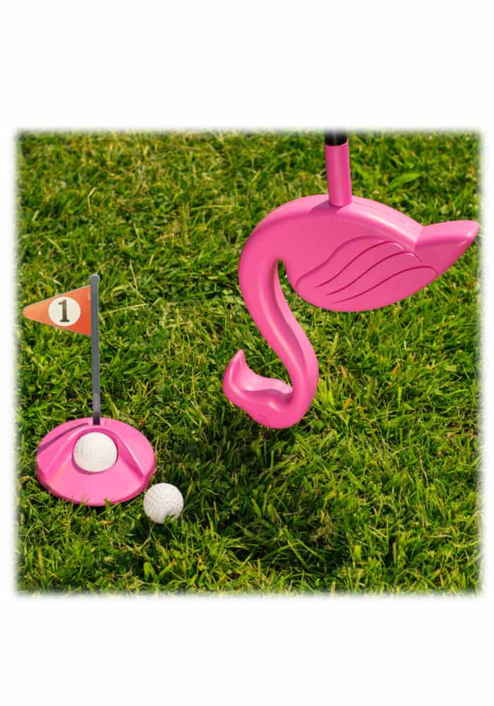 Golfset - Flamingolf
