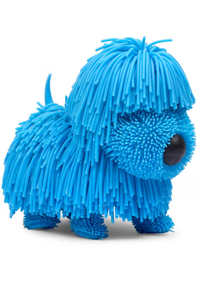 Noodles The Wobbly Dog - blau