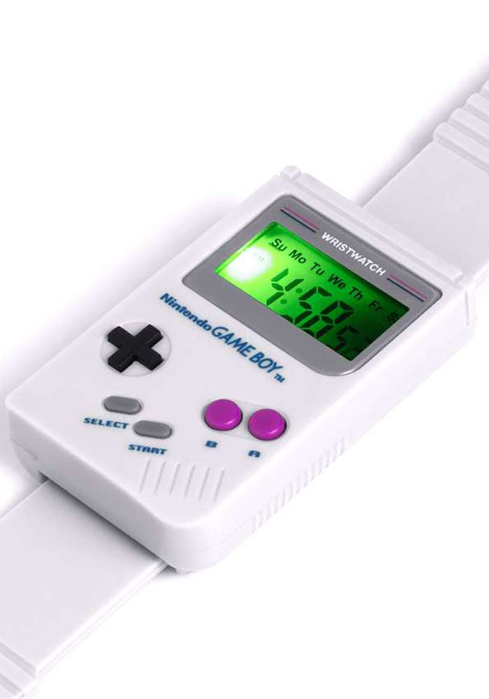Nintendo Game Boy -  Armbanduhr