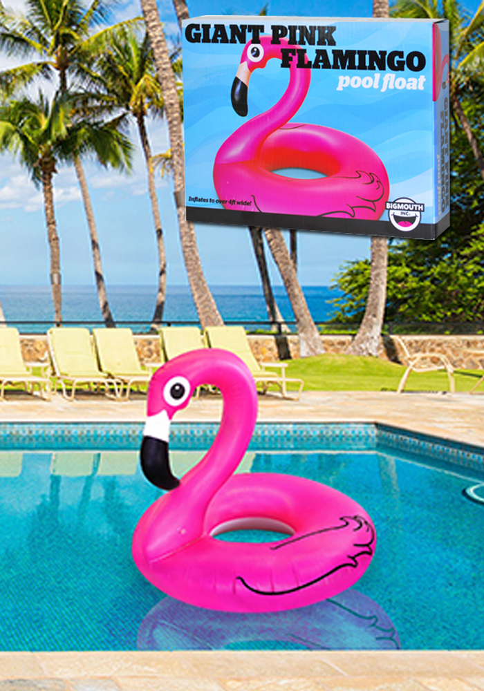 flamingo pool aufblasbar schwimmbad und saunen. Black Bedroom Furniture Sets. Home Design Ideas