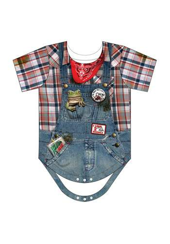 Faux Real - Boys Hillbilly Body-S