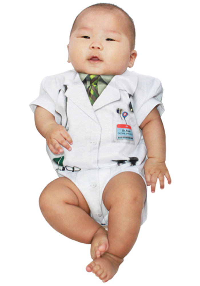 Faux Real - Little Doctor Body-M